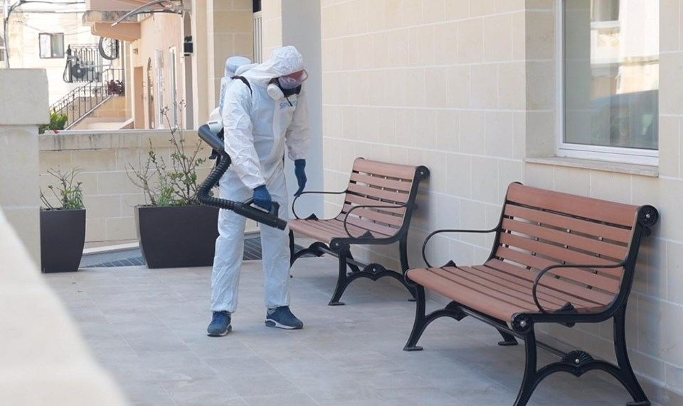 SANONDAF set to fumigate outside areas of all nursing care homes